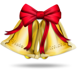 Christmas Bells Icon Png Ico Or Icns Free Vector Icons