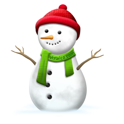 snowman icons free icons in vistaico christmas icon search engine. Black Bedroom Furniture Sets. Home Design Ideas