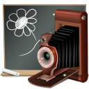 my picture,picture,old,school,black board,camera,learn,teaching,teach,photography,photo,pic,image,education