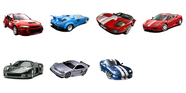 RACING CARS - 27 Free Icons, Icon Search Engine