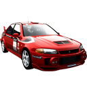 mitsubishi,lancer,car,automobile,vehicle,sports car,racing car,transportation,transport
