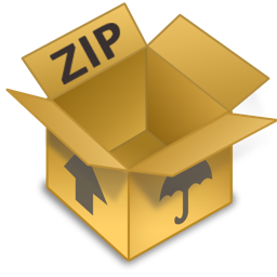 Archive Zip Icon Png Ico Or Icns Free Vector Icons