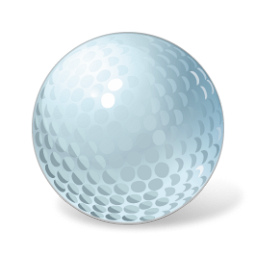 Golf Ball Icon Png Ico Or Icns Free Vector Icons