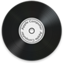 gmusicbrowser,disc,music,vinyl,disk,save