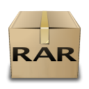 gnome,mime,application,rar