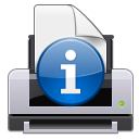 gtk,print,report,attention,information,info,about,printer