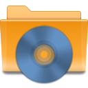 kde,folder,cd,disc,disk,save