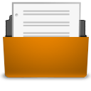 orange,document,open,file,paper