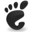 start-here-gnome-black icons, free icons in Human-O2 ...