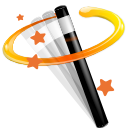 http://png-2.findicons.com/files/icons/1035/human_o2/128/tools_wizard.png