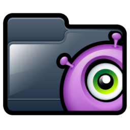 Folder H Alien Icon Png Ico Or Icns Free Vector Icons
