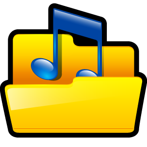 My Music icons, free icons in Sleek XP: Folders, (Icon ...