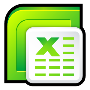 Microsoft Excel icons, free icons in Orb, (Icon Search Engine)