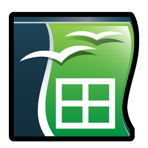 Open office calc icons free icons in sleek xp software - Download open office calc for windows ...