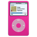 ipod,video,pink