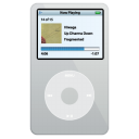 ipod,video,silver