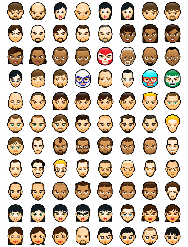face avatars 115 free icons icon search engine