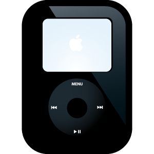 ipod,video,black