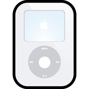 ipod,video,white,apple