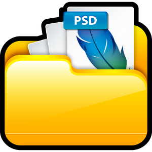 My Adobe Photoshop Files icons, free icons in Scrap, (Icon ...