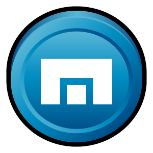 maxthon,badge
