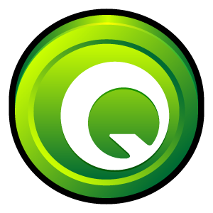 quark,express,badge