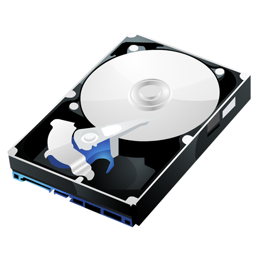 how to find unmounted hard drive