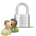 padlock,user,control,account,profile,people,human