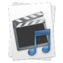 movie,music,file,paper,document,film,video