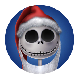 Sandy Claws icons, free icons in The Nightmare Before Christmas ...