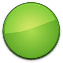blank,badge,green,empty