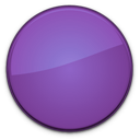 blank,badge,purple,empty
