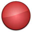 blank,badge,red,empty