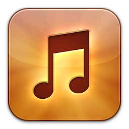 Music icons, free icons in Flurry System, (Icon Search Engine)