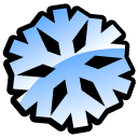 smoothicon,snowflake