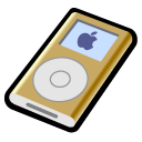 ipod,mini,gold