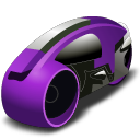 lightcycle,purple