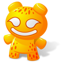 orangetoy,cartoon