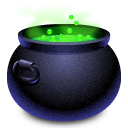 witch,cauldron