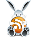 rss,bunny,easter,subscribe,feed
