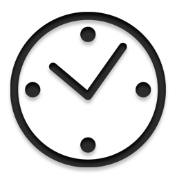 Clock Icon Png Ico Or Icns Free Vector Icons
