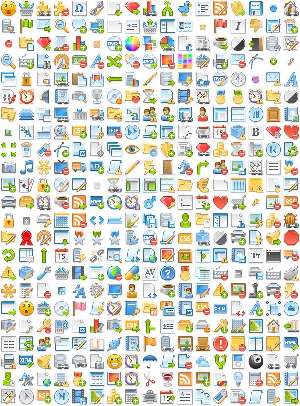 Free Icons for Web Search