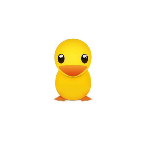 ducky,trans,animal,bird,twitter,yellow,social network,social,sn