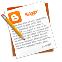 blogicons,blogger,text,write,note,writing,file,document,edit