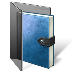 Books Folder Icon Png Ico Or Icns Free Vector Icons