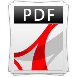 PDF icons, free icons in File Icons Vs. 3, (Icon Search ...