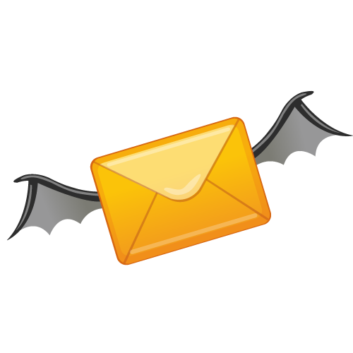bat,mail,envelop,message,email,letter