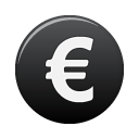 currency,black,euro,money,cash,coin