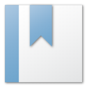 bookmark,blue