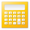 calculator,yellow,calculation,calc